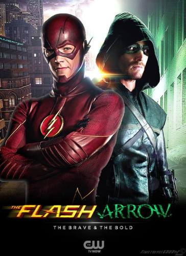The Flash & Arrow - Brave & the Bold
